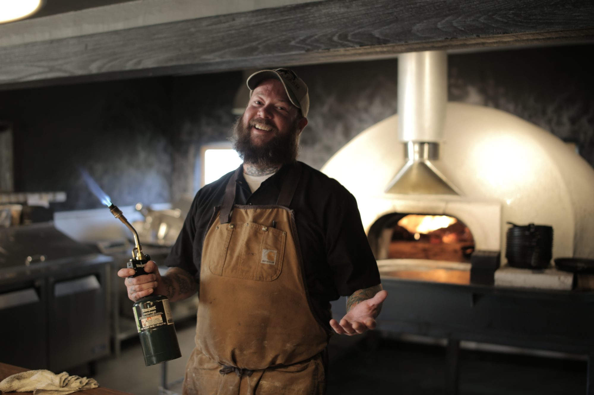 Chef Horton Profile, Taos News